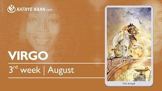 VIRGO Weekly Reading Psychic Tarot | Horoscope | Week 33 | AUGUST 13 - 19