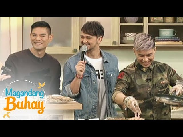 Magandang Buhay: Jay R and Kris express their support for Billy