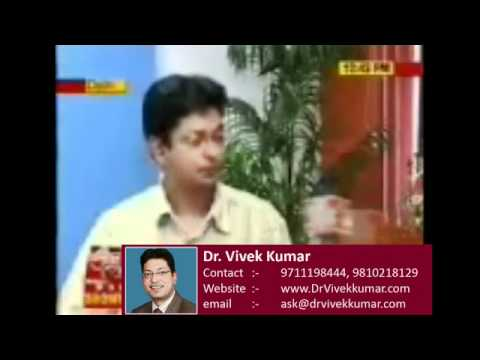 Dr Vivek Kumar - discussing about botox