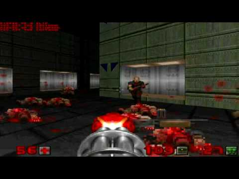 Doom2 - Level 10 (All Secrets)