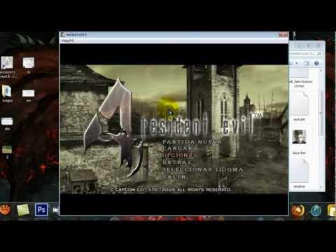 Descargar Resident Evil 4 [Portable] en español gratis!!
