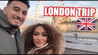 LONDON MET MYRIAM ! (WEEKEND VLOG)