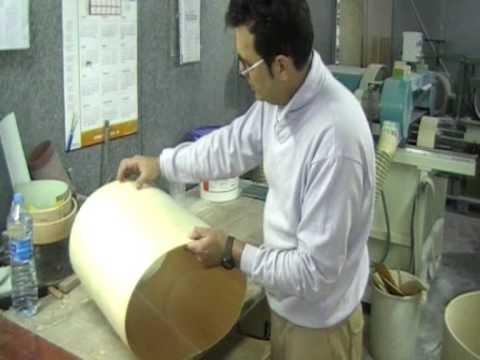 Np drums construccion de una bateria 1/2