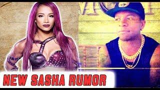 SASHA BANKS to have MAJOR Push ?  - Lio Rush Cryptic Video  - #WWE #NEWS