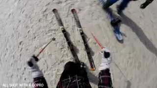 GoPro: Skiing in Austria