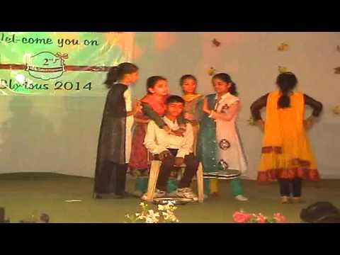 Mamta Bhare din Std  VI Meritorious Public School Tirora By...
