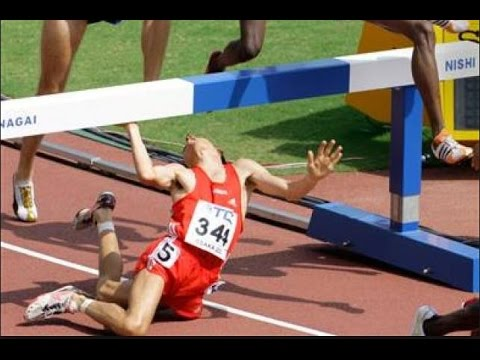 Funny Olympic Bloopers + Bonus Epic Fails - Sports Bloopers, Fails Compilation