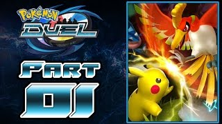 Pokemon Duel - Part 1 | A FREE Mobile App Available NOW! [Android & iOS Gameplay]