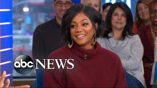 Tiffany Haddish talks giving out a fake number to men