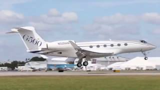 Gulfstream Aerospace G650, G450, G280 And G150 (Private Jet)