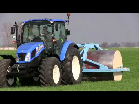 Nowy nabytek 2014 New Holland t4. 95