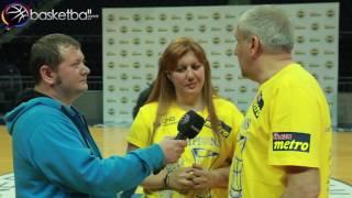 Fenerbahçe Baş Antrenörü Zeljko Obradovic: Sezon Bittiğinde Bogdan ile Oturup Konuşacağız