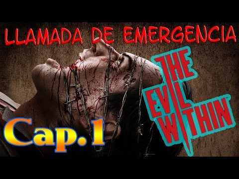 Lets play The evil within (Ps3) Capitulo 1 - Llamada de emergencia