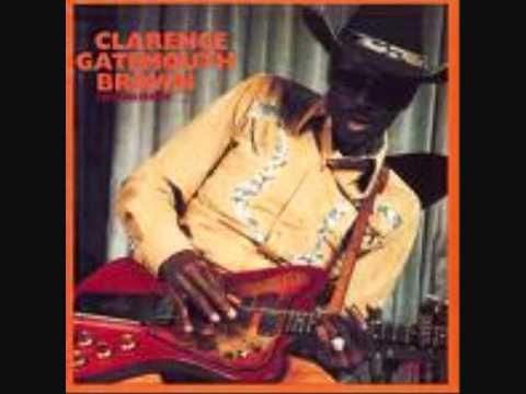 I feel alright again Clarence Brown