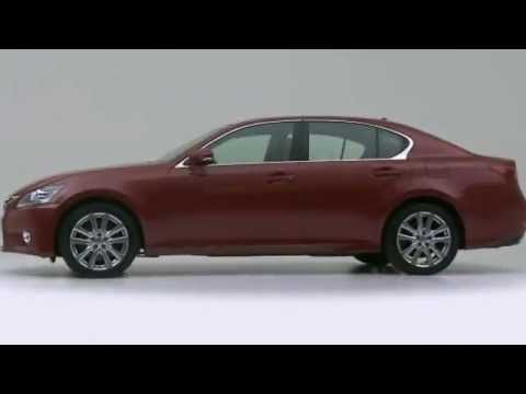2013 Lexus GS 350 Video