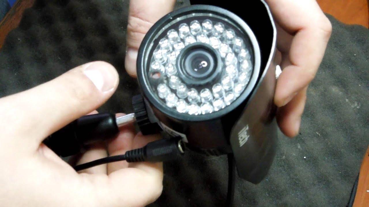 Инфракрасные камера своими руками 183