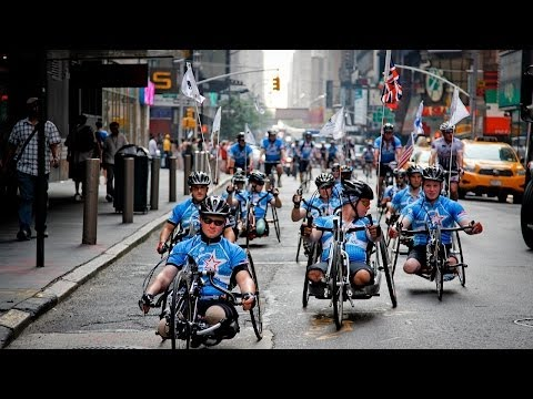 WOUNDED WARRIORS' RESILIENCE - An Award-Winning Inspiring Tribute