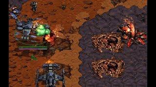 NaDa (T) v ret (Z) on Coliseum 2.0 - StarCraft  - Brood War REMASTERED
