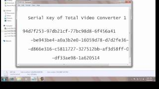 total video converter with key free download