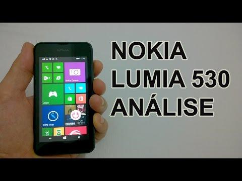 Nokia Lumia 530 - Análise do Aparelho [Review Brasil]