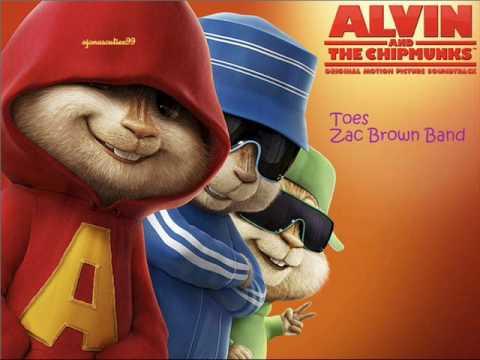Zac Brown Band-Toes-Chipmunk Version