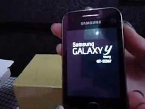 Tutorial] ROM Do Galaxy Y S5367B (Samsung Original) - Downloads No