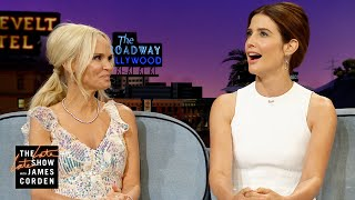 Bunk Beds w/ Strangers - Kristin Chenoweth & Cobie Smulders's Start In NYC