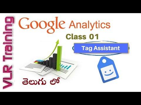 How to Install Google Analytics in Telugu  01   Google Analytics Tutorial for beginners
