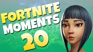 Fortnite Daily Funny and WTF Moments Ep. 20