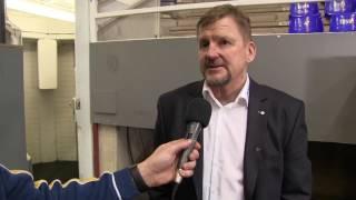 04.03.2017 Lukko vs. Ilves: valmentajan analyysi