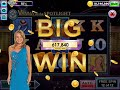 WHEEL OF FORTUNE VANNA IN THE SPOTLIGHT Video Slot Casino Game with a FREE SPIN BONUS