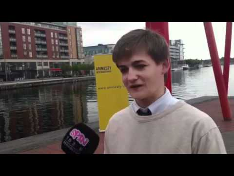 Jack Gleeson talks to spin 1038