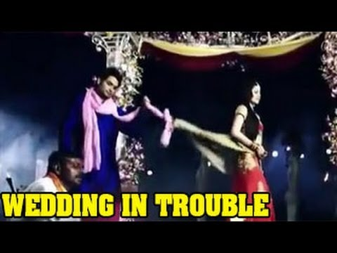 Watch Madhu RK's 7 PHERA WEDDING IN TROUBLE in Madhubala Ek Ishq Ek Junoon 5th February 2013 FULL EPISODE