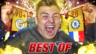 FIFA 19: OMG 😱 WALKOUT PARTY | MEIN BESTES FIFA 19 PACKOPENING [BEST OF]