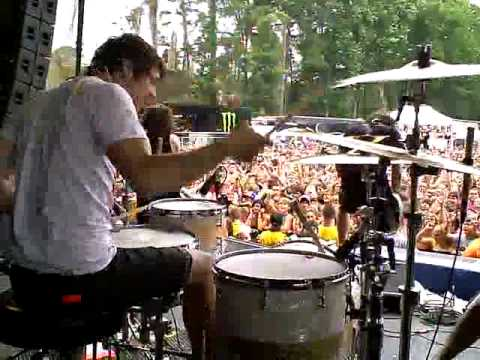 Daniel Williams/The Devil Wears Prada/Warped Tour 2009 Music Videos