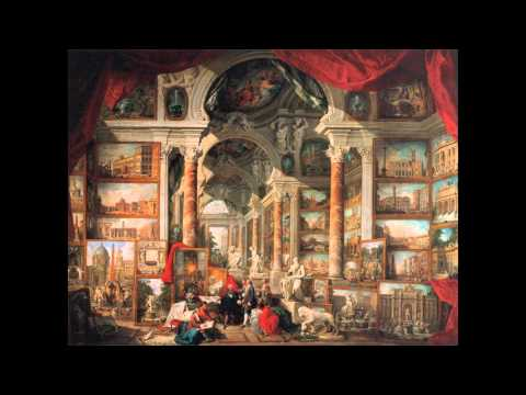 Tribute to the 18th Century 'Vedutisti'- Vivaldi RV 254 - Largo