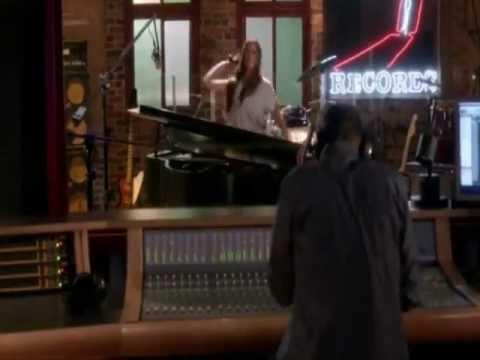 One Tree Hill - 901 - Alex & Chris In Studio - [Lk49]