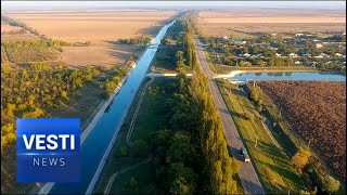Water Wars Begin in Crimea! Kiev Refuses to Resume Supply Through North Crimean Canal!