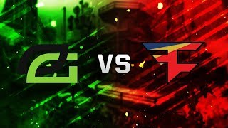 OpTic vs FaZe S&D Tournament (First Time Playing)