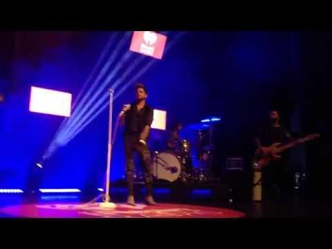 Ghost Town | Adam Lambert iHeart Radio Civic Theatre NZ 2015