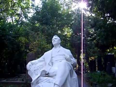 Новодевичье кладбище  Старая территория  Артисты