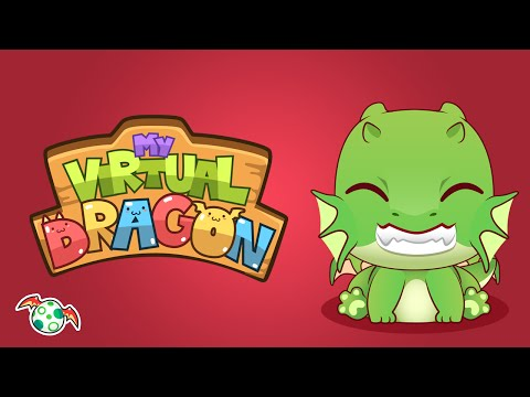 My Virtual Dragon - Virtual Pet Game for iPhone and Android