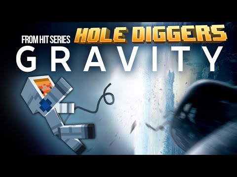 Minecraft - Gravity - Hole Diggers 47 video