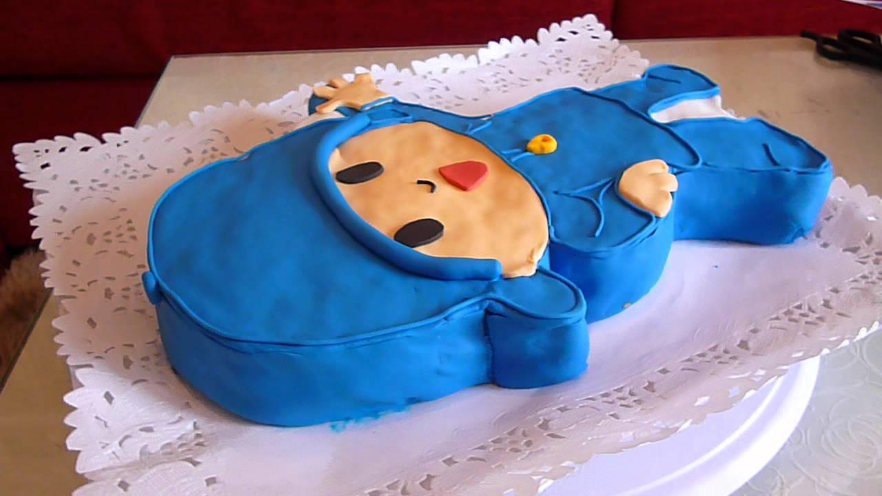 Pocoyo Cake Decorations