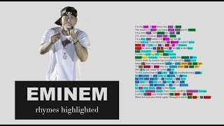 D12 - American Psycho - Eminem's Verse - Lyrics, Rhymes Highlighted