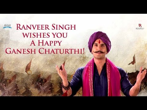 Ranveer Singh Wishes You A Happy Ganesh Chaturthi!
