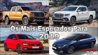 5 Carros Mais Esperados Para 2019! (Garagem 2.0)