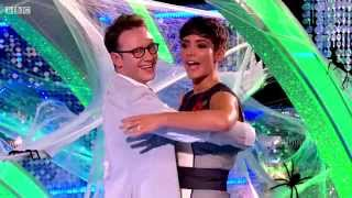Frankie Bridge & Kevin Clifton - It Takes Two - Strictly Come Dancing - 29th october 2014