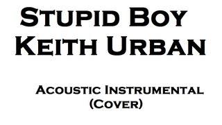 Watch Keith Urban Stupid Boy video