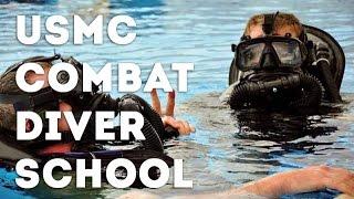 US Marine Combat Divers - Marine Combat Diver School